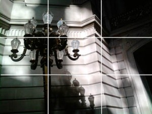 Light at City Hall