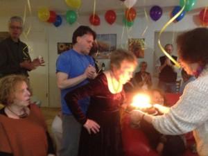 Happy First Wish, part 3