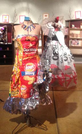 Trash Fashion by Nic Griffin