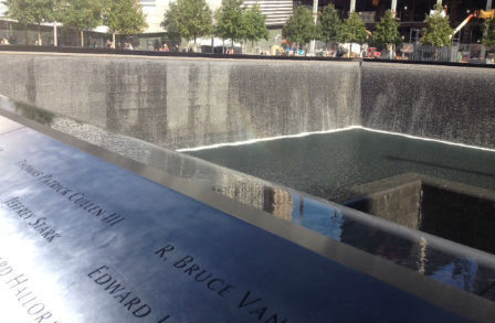 World Trade Center Memorial