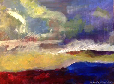Abstract 526 by Mary Gow