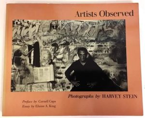My Favorite Book by Harvey Stein: Artists Observed