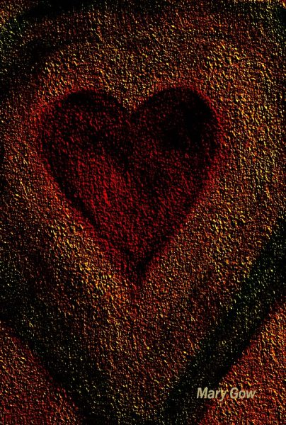Heart No. 3 by Mary Gow