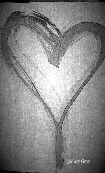 Heart No. 5 by Mary Gow